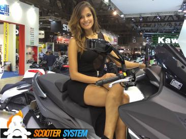 Kymco, Kymco Xciting, maxiscooter