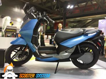 scooter électrique, Smart, Vectrix, Vectrix VT-1