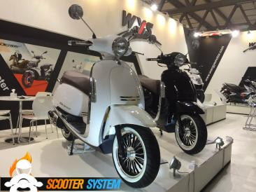 scooter chinois, scooter rétro
