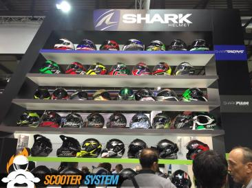 casque, Shark