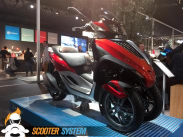 Piaggio, Piaggio MP3, Piaggio MP3 Yourban, scooter 3 roues