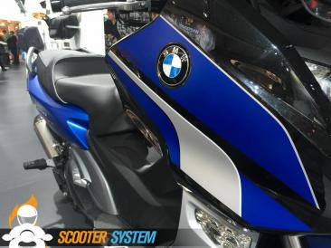 BMW, BMW C600, maxiscooter, scooter GT, série spéciale