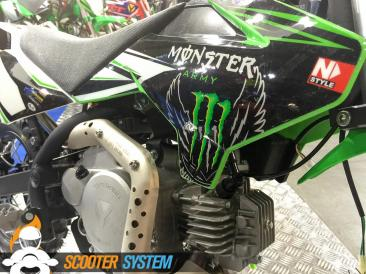 Monster Energy, YCF