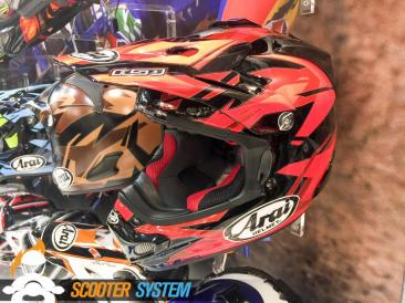 Arai, casque, casque cross