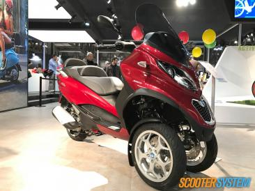 maxiscooter, Piaggio, Piaggio MP3, scooter 3 roues, scooter 300
