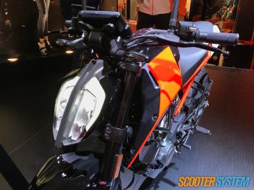 KTM, KTM Duke, moto 125, Naked, roadster