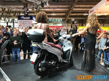 Kymco, Kymco People, scooter 125