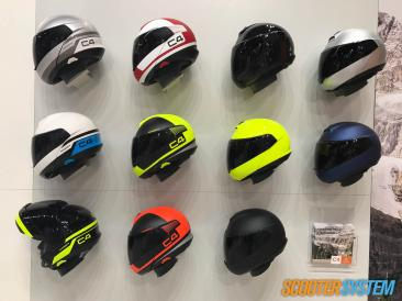 casque, casque modulable, Schuberth