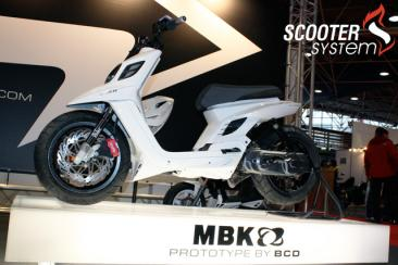 BCD Design, MBK Booster Spirit