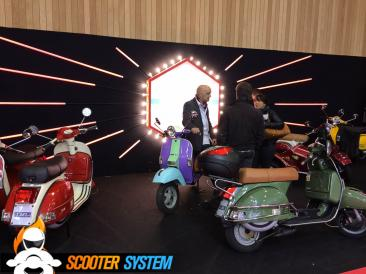 LML, LML Star 4, scoot en tôle, scooter rétro