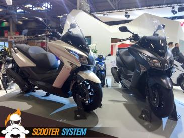 Kymco, Kymco X-Town, scooter 125, scooter GT