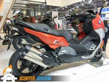 BMW, BMW C650, maxiscooter, scooter GT