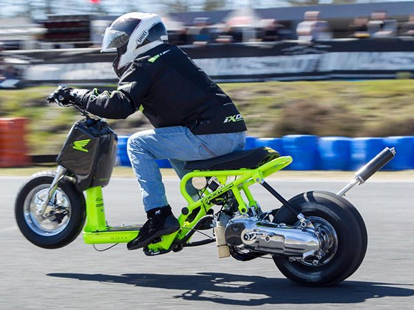 Scooterpower Drag Day #1 2016