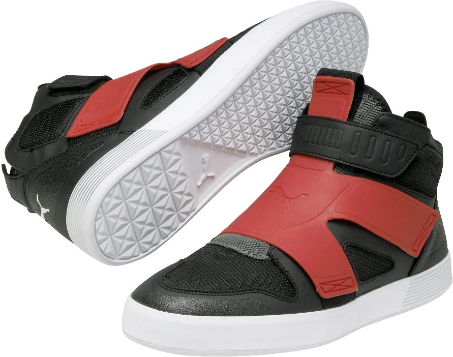 chaussures moto homme puma