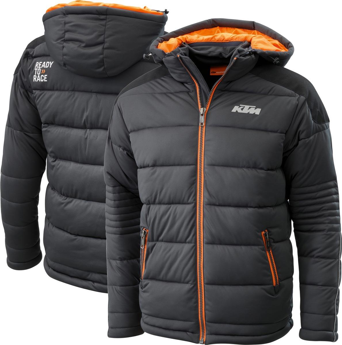 site réputé a92e6 1e3b8 KTM vous habille avec style pour l'hiver