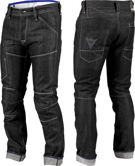 plus récent 2f26f 18dea Dainese lance des jeans moto au look soigné