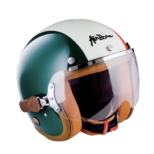 casque Open Face air born italie