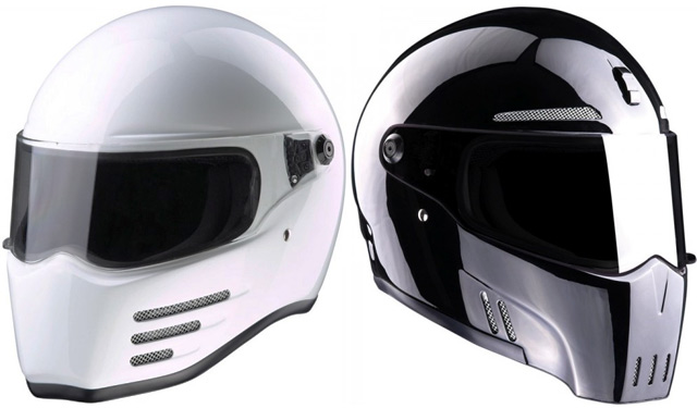 Casques moto Bandit Helmets Alien 2 et Fighter