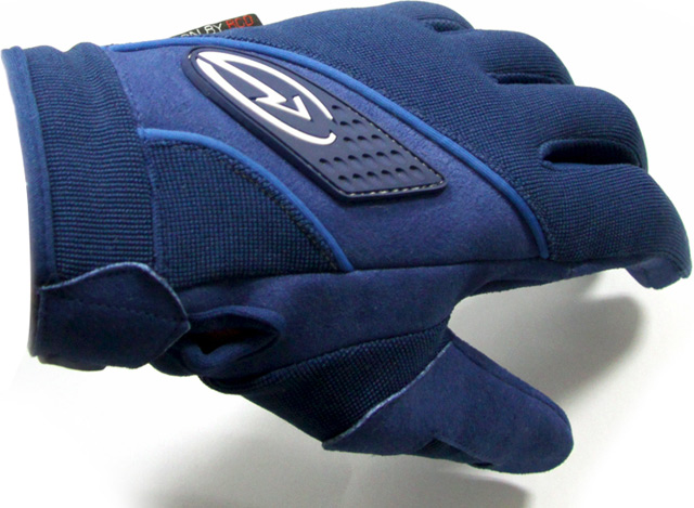 Gants moto cross BCD Design mi-saison