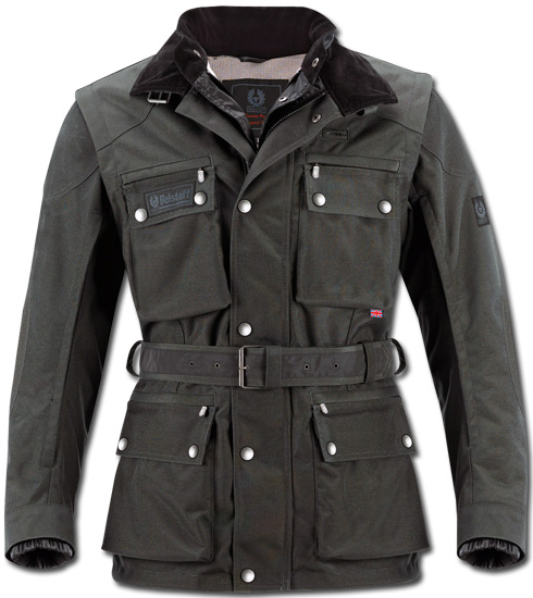 Veste moto Belstaff Long Way Down