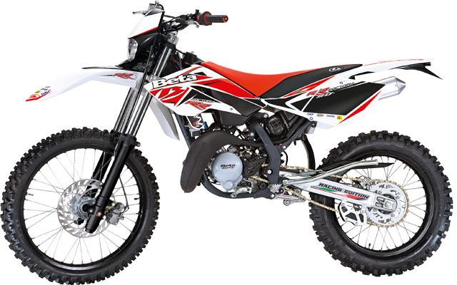 Beta RR50 Enduro Racing