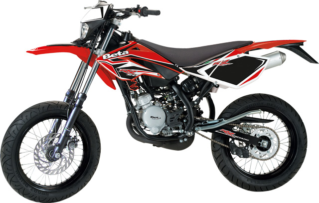 Beta RR50 Motard STD