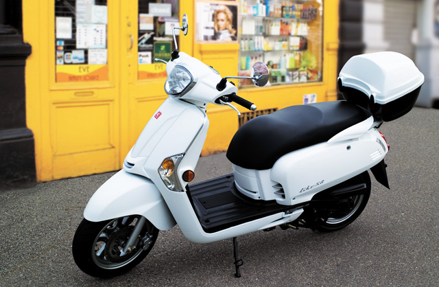 Scooter 50cm3 Kymco Like