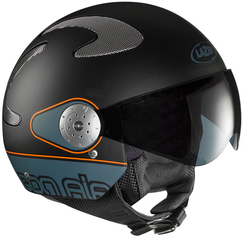 Casque jet Lazer Dragon Air noir