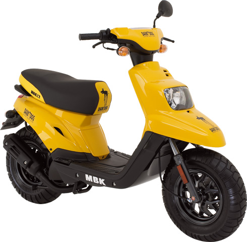 Scooter MBK Dark Dog à gagner