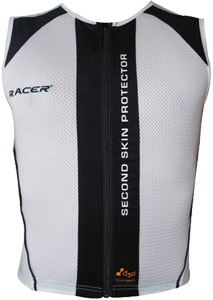 Gilet de protection anti-chocs Racer D3o Pro-Top