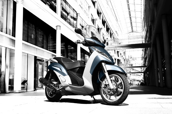 Scooter Peugeot Geopolis 125