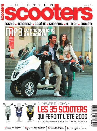 Magazine Solution Scooters