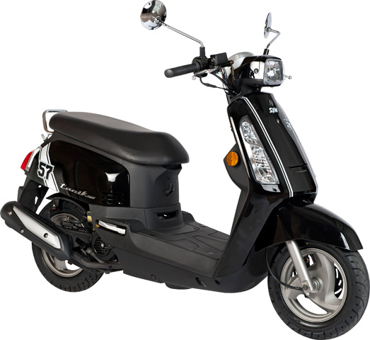 Scooter Sym Tonik 50
