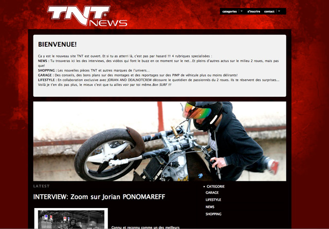 Blog TNT News