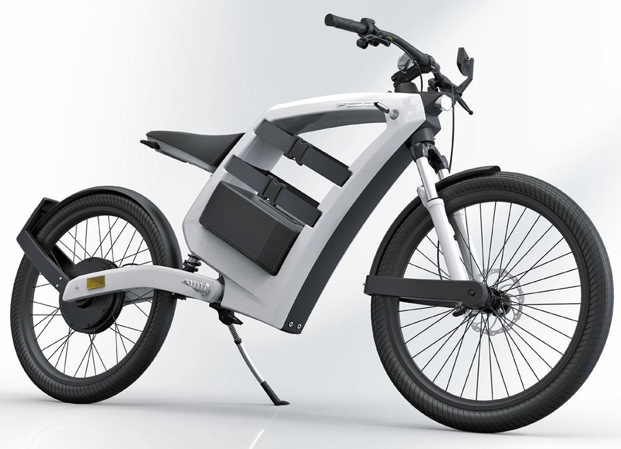 Feddz Scooter Ou Vélo à Assistance électrique
