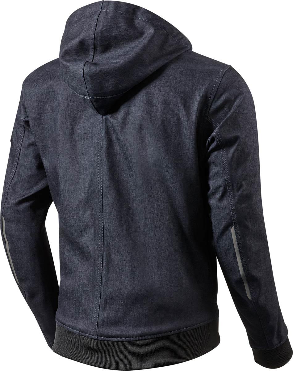 Rev'it Stealth : une veste à capuche en denim