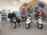 Concession Space Moto