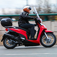Essai Kymco People One 125i