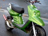 MBK Booster Spirit The Scoot Wipe2 de Bam - 1