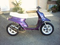 MBK Booster Spirit Purple.Design de MHR-Man - 2