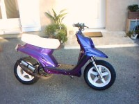 MBK Booster Spirit Purple.Design de MHR-Man - 4