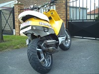 MBK Booster Spirit 2004 Hebo Yellow de Tantan - 3