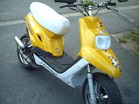 MBK Booster Spirit 2004 Hebo Yellow de Tantan - 5