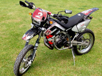 DERBI Super-Motard GasGas Looked de Anthony - 1