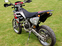 DERBI Super-Motard GasGas Looked de Anthony - 2