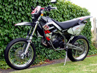 DERBI Super-Motard GasGas Looked de Anthony - 3