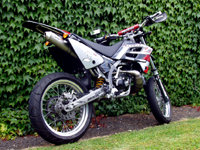 DERBI Super-Motard GasGas Looked de Anthony - 4