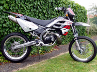DERBI Super-Motard GasGas Looked de Anthony - 5