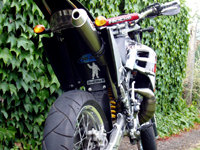 DERBI Super-Motard GasGas Looked de Anthony - 6