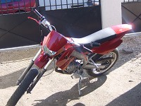 Derbi Supermotard Red Metrakit Racer de Yanckees18 - 5